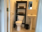 The Queen Double Bedroom Ensuite Shower