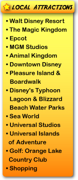 List of attractions in Orlando
